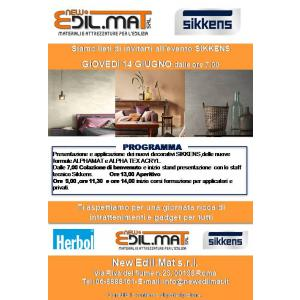 EVENTO SIKKENS ROMA