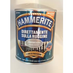 SMALTO ANTIRUGGINE HAMMERITE FERROMICACEO GRIGIO ANTICO 750 ML VENDITA HAMMERITE SMALTO ANTIRUGGINE ROMA