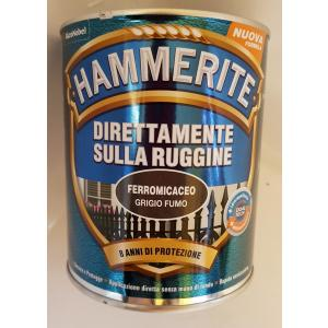 SMALTO ANTIRUGGINE HAMMERITE FERROMICACEO GRIGIO FUMO 750 ML VENDITA HAMMERITE SMALTO ANTIRUGGINE ROMA