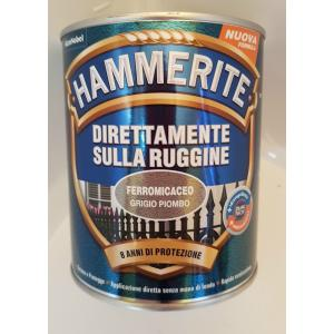 SMALTO ANTIRUGGINE HAMMERITE FERROMICACEO GRIGIO PIOMBO 750 ML VENDITA HAMMERITE SMALTO ANTIRUGGINE ROMA