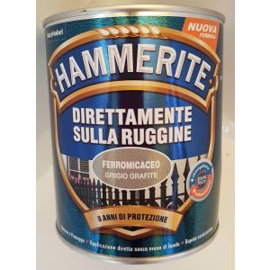 SMALTO ANTIRUGGINE HAMMERITE FERROMICACEO GRIGIO GRAFITE 750 ML VENDITA HAMMERITE SMALTO ANTIRUGGINE ROMA